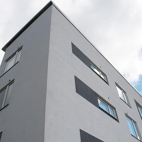 Exteriörbild flerfamiljshus