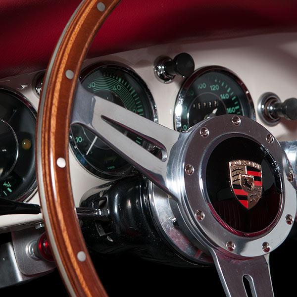 Ratt på Porsche